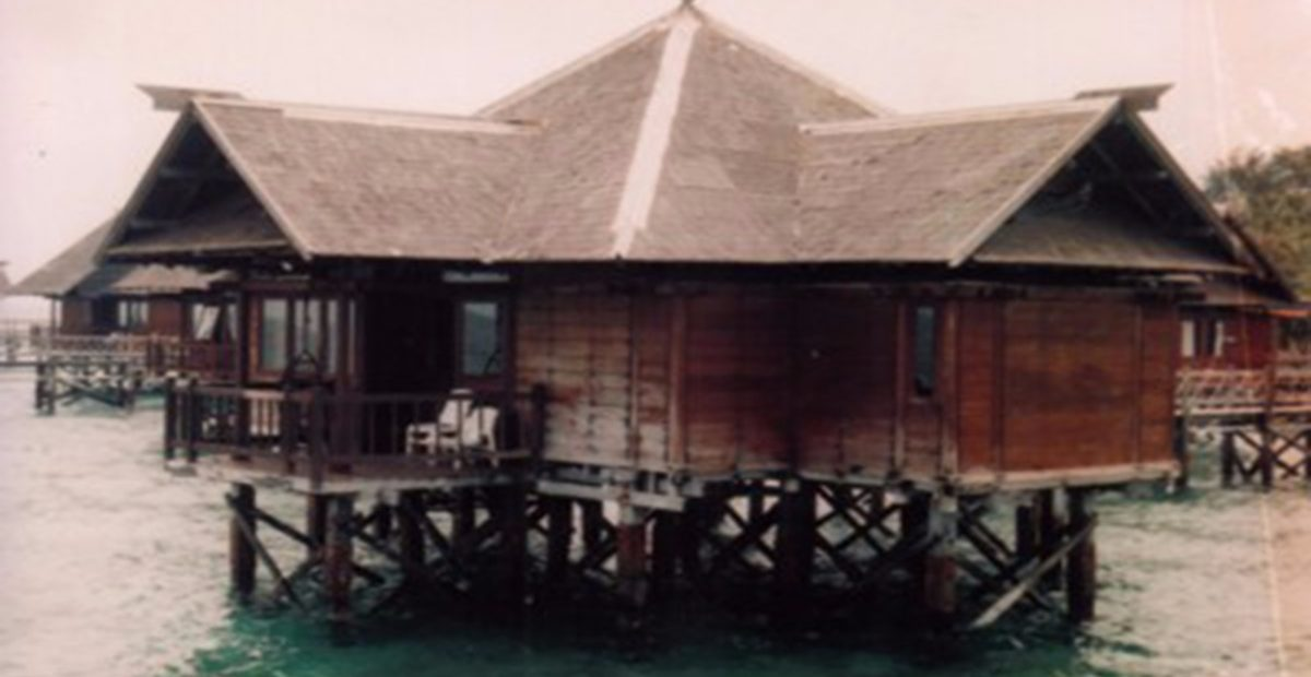 family cottage pulau ayer kepulauan seribu jakarta