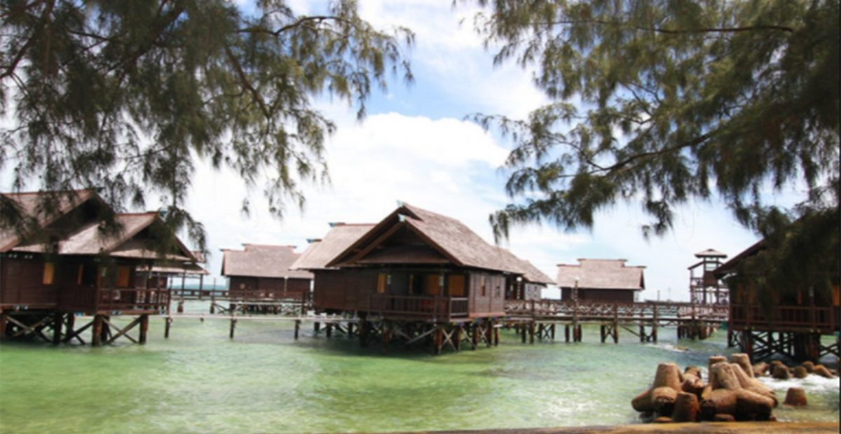floating cottages pulau ayer kepulauan seribu